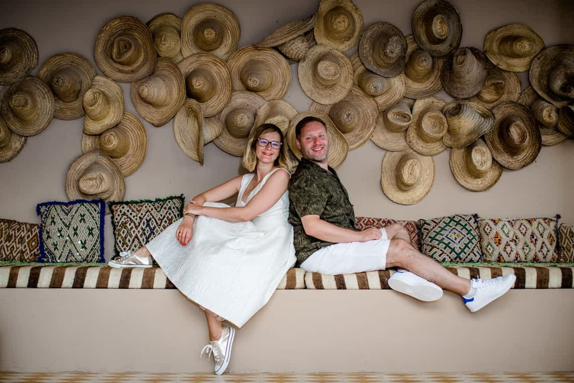 Destination wedding at Surf Maroc's Amouage by Paragon Expressions