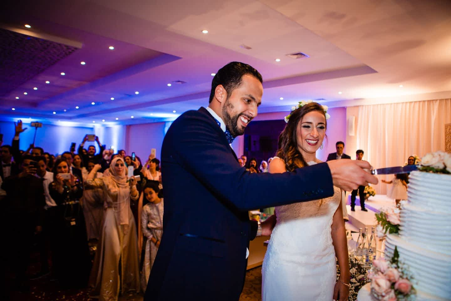golf du soleil wedding Agadir