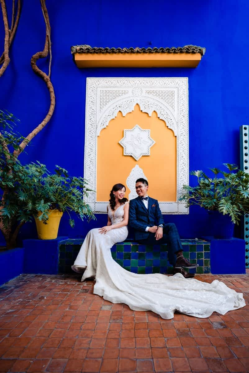 Marrakech Elopement Photographer