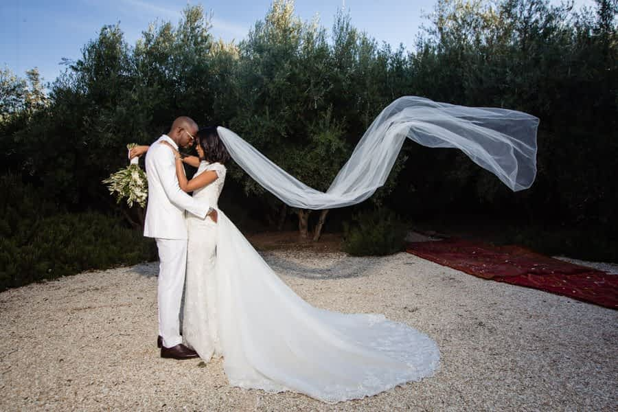 Marrakech Destination wedding photography at Jnane Tamsna