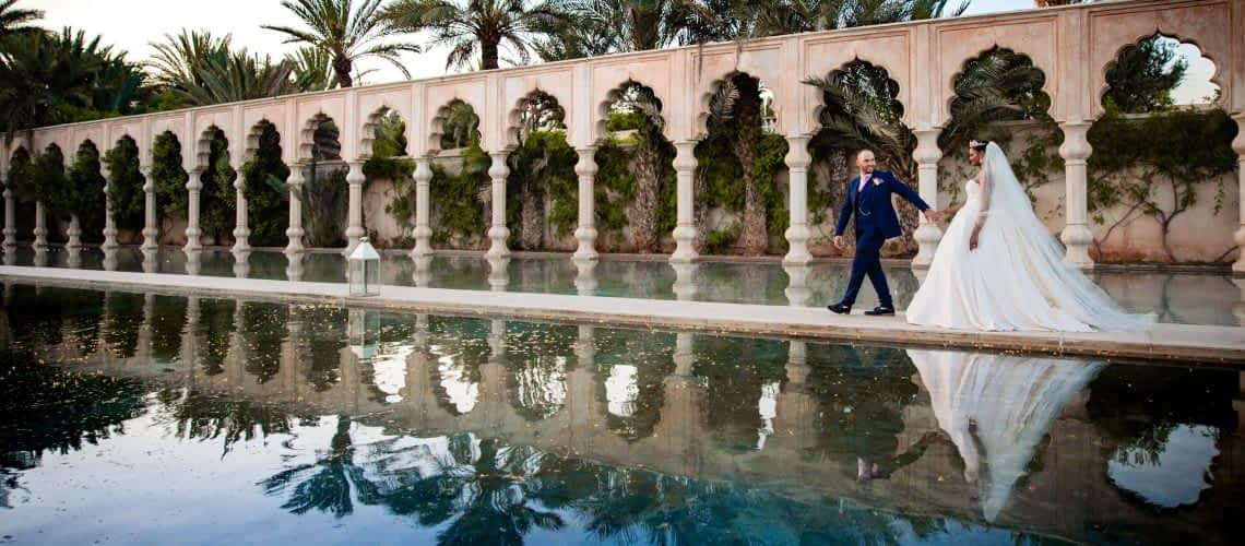 Palais Namaskakar Marrakech wedding photographer