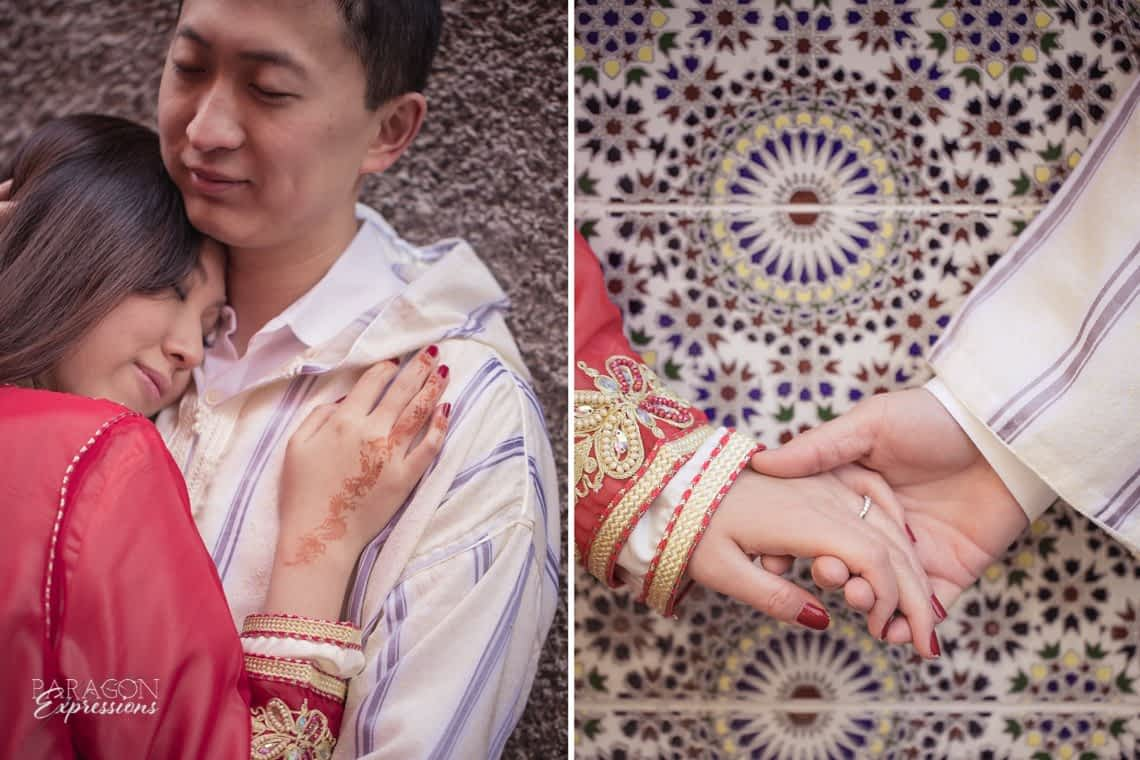 Marrakech Engagement Photoshoot