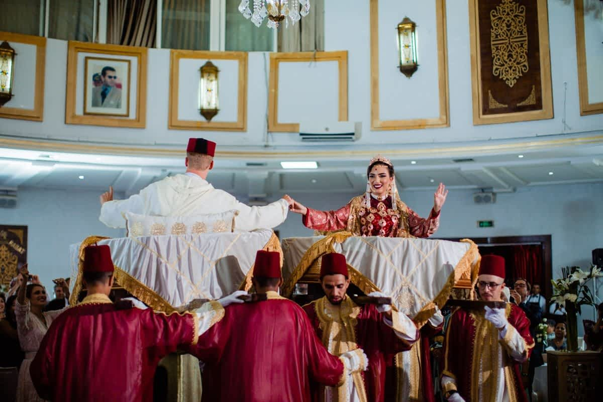 What to expect at a moroccan wedding