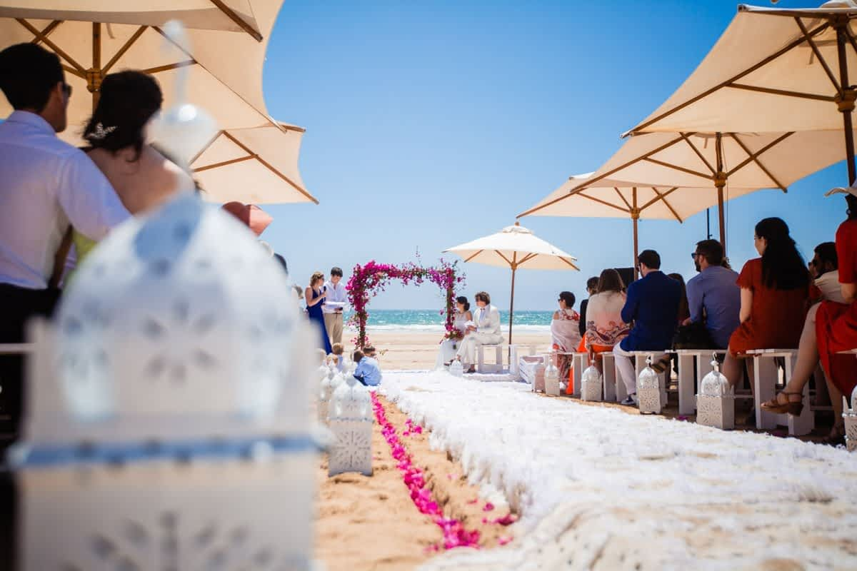 Beach Wedding in Agadir