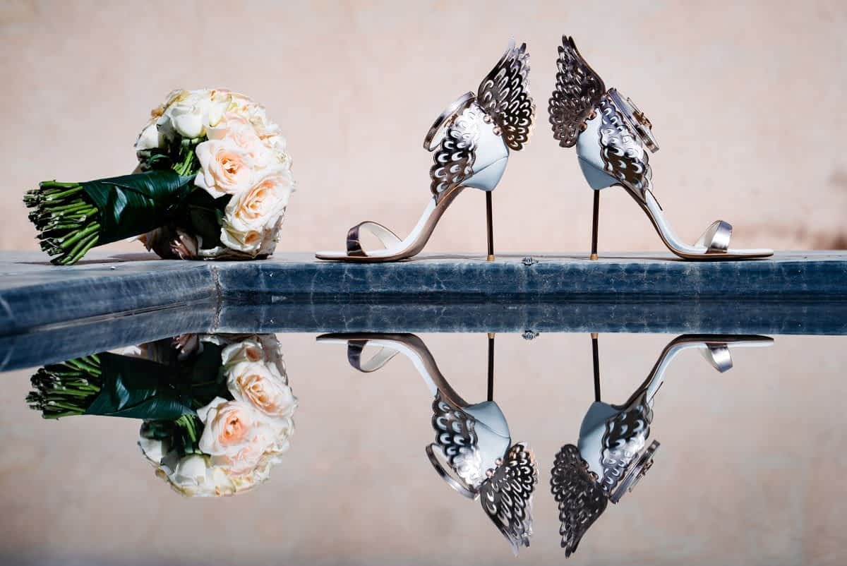 Villa Taj Marrakech Destination Wedding Photography