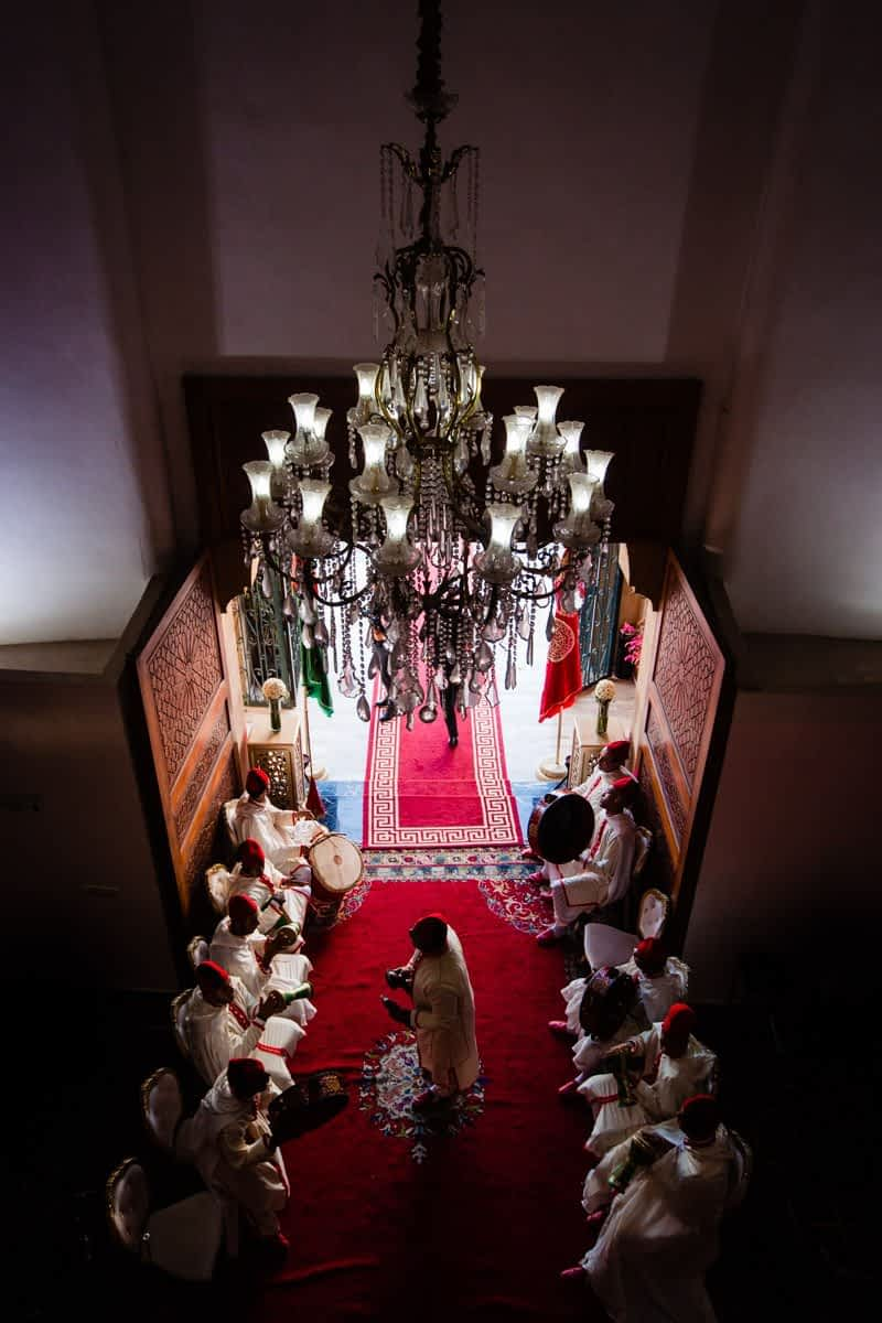 Traditional Moroccan Wedding Rabat