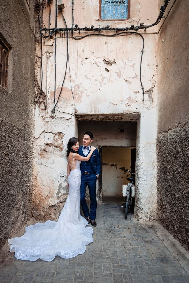Wedding Photoshoot in Marrakech and Essaouira