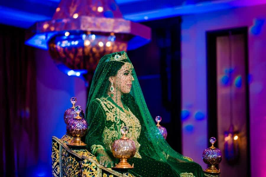 Indian Moroccan Wedding Marrakech