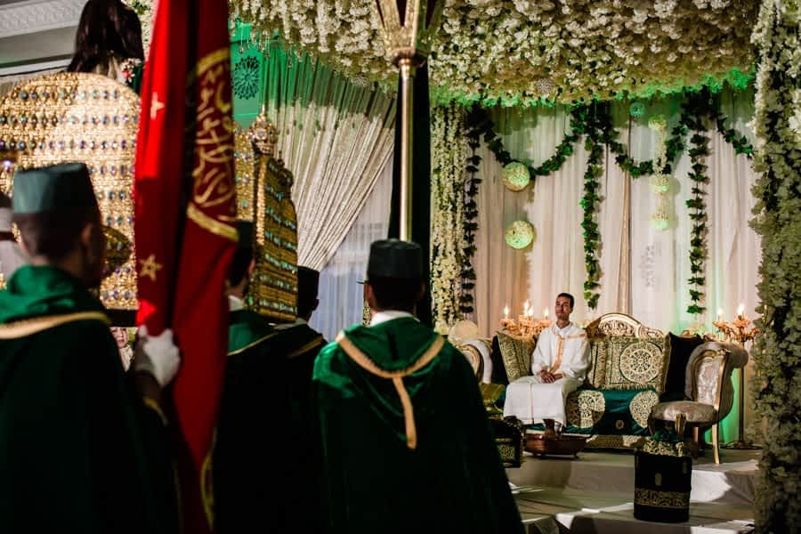 Afrah Souss Traditional Moroccan Wedding
