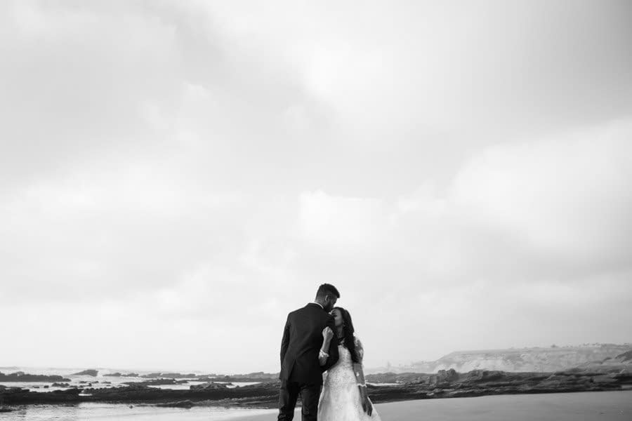 wedding photographer Agadir - beach photoshoot