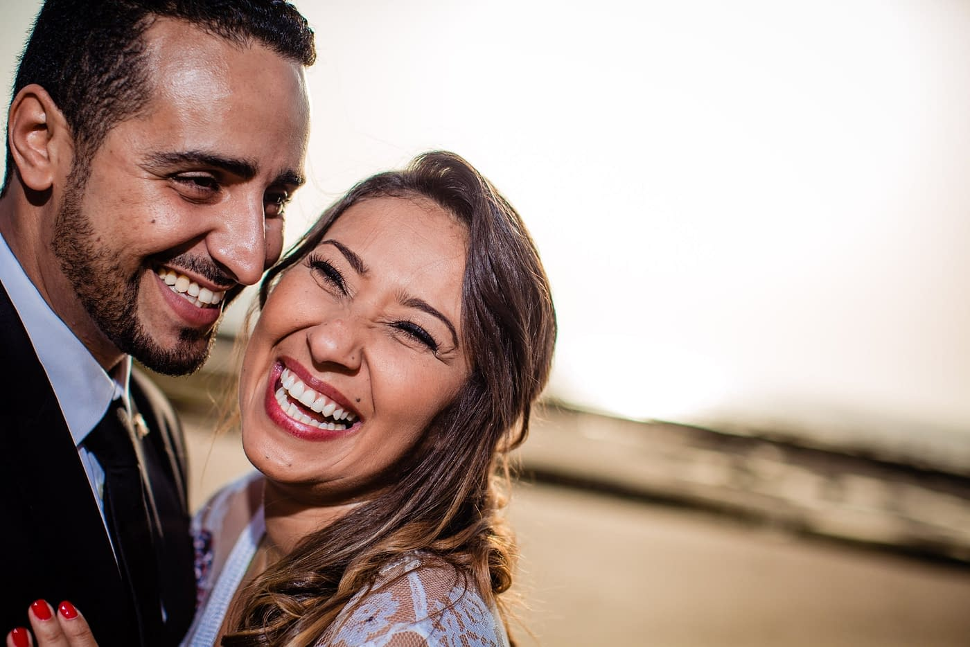 Couple photoshoot on Agadir beach