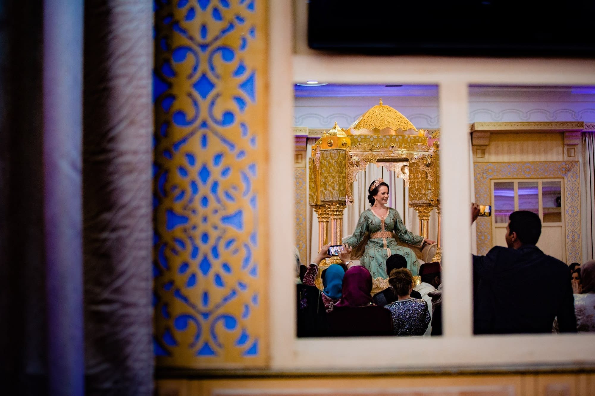 Beautiful wedding photography in Rabat